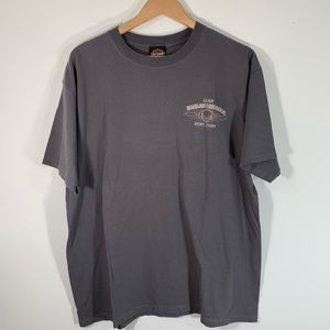 HARLEY DAVIDSON t shirt embroidered Asan, Guam
